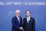 Chủ tịch nước Trần Đại Quang chủ trì Đối thoại Lãnh đạo APEC với ABAC