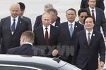 Tổng thống Nga Putin đến Đà Nẵng dự Tuần lễ Cấp cao APEC