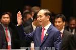 Chủ tịch nước Trần Đại Quang chủ trì Hội nghị các nhà lãnh đạo kinh tế APEC
