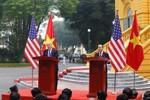 Quan hệ Việt Nam - Hoa Kỳ tiến triển tốt đẹp trên nhiều lĩnh vực