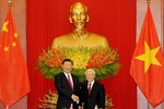 Toàn bộ kết quả Hội đàm cấp cao Trung-Việt