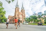 Háo hức đếm ngược tới Marathon Quốc tế Thành phố Hồ Chí Minh Techcombank 2017