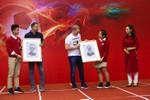 Ryan Giggs và Paul Scholes giao lưu với học sinh Vinschool