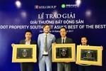 MIKGroup bất ngờ lập cú hat-trick tại giải Dot Property Đông Nam Á 2017