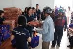 Masan Consumer tặng 200 triệu đồng cho ngư dân Khánh Hoà bị thiệt hại sau bão