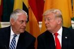Trái nghịch quan điểm, trát sa thải ông Rex Tillerson đang đến gần?