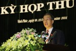 Cách chức Bí thư Tỉnh ủy Vĩnh Phúc nhiệm kỳ 2010-2015 của ông Phạm Văn Vọng