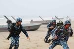 Hạm đội Nam Hải TQ tuyển võ sĩ thiếu lâm vào biên chế để làm gì?