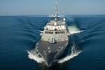 Mỹ triển khai tàu tuần duyên USS Freedom ở Singapore từ ngày 1/3