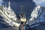 Mỹ-Nhật Bản muốn tăng cường hợp tác vũ trụ theo dõi tàu thuyền của TQ