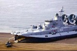 Thủ đoạn chiến thuật của TQ khi sử dụng tàu đệm Zubr trên Biển Đông