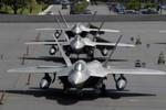 Mỹ sẽ điều 60% lực lượng tinh nhuệ hải, không quân tới châu Á