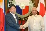 Nhật Bản - Philippines muốn xây dựng đồng minh quân sự chống lại TQ