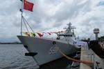 Hải quân TQ đang tập trung triển khai tàu chiến mới ở Biển Đông