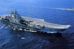 """""""Trung Quốc lo ngại Ấn Độ sẽ triển khai tàu sân bay ở Biển Đông"""""""