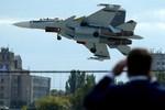 Báo Trung Quốc chê Nga triển lãm toàn máy bay cũ