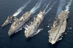 """""""Tàu sân bay Vikrant Ấn Độ có thể tiêu diệt gọn tàu sân bay Liêu Ninh"""""""