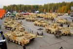 Nga chi 75,5 tỷ USD hiện đại hóa quân đội, đứng thứ ba thế giới