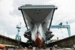 Mỹ sẽ triển khai tàu sân bay 13 tỷ USD ở châu Á-Thái Bình Dương