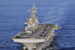 Nhật Bản quyết định mua tàu tấn công đổ bộ Essex phòng vệ đảo Senkaku