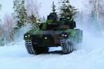 Thuỵ Điển sẽ chi 2,2 tỷ cu-ron nâng cấp 365 xe bọc thép CV90