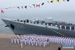 Về thông tin biên đội tàu chiến Trung Quốc sẽ đến thăm Việt Nam