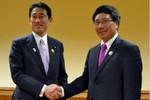 Báo TQ xuyên tạc gì về phát biểu của Thủ tướng Nhật Bản?