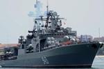 Hoàn Cầu thời báo hậm hực, đố kị khi tàu chiến Nga đến Cam Ranh