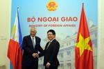 Philippines sẽ đưa kế hoạch Biển Đông ra Hội nghị ASEAN