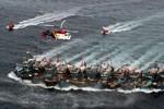 TQ đã xây dựng hệ thống nghìn tàu cá, ngư dân có thể đổ bộ lên Senkaku