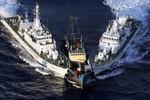 """""""Tàu cá TQ nhận lệnh xâm nhập vùng biển đảo Senkaku và nhận thưởng"""""""