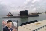 Tàu ngầm Hải quân Trung Quốc lần đầu tiên thăm Sri Lanka?