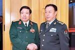 Báo Trung Quốc: Đoàn Việt Nam sang thăm có 12 sỹ quan cấp tướng