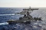Mỹ và Ấn Độ theo dõi chặt chẽ nhất cử nhất động của Hải quân TQ