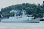 Trung Quốc triển khai tàu hộ vệ mới Tam Môn Hạp ở biển Hoa Đông