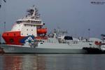 Trung Quốc triển khai tàu hộ vệ săn ngầm Chu Châu ở Biển Đông