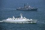 Trung-Nga tập trận ở Địa Trung Hải lộ rõ tham vọng biển của TQ