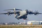 Không quân Đức tiếp nhận chiếc máy bay vận tải A400M đầu tiên
