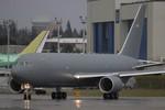 Máy bay tiếp dầu mới KC-46A Mỹ bay thử lần đầu tiên thành công