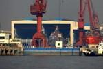 Tàu khu trục Type 052D thứ 6 Trung Quốc sắp hạ thủy