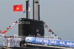 """Miệng lưỡi báo TQ: Việt Nam muốn dựa vào lớp Kilo để """"một tấc lên giời"""""""