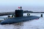Tàu ngầm hạt nhân Trung Quốc sẽ phải trốn dưới tàu thương mại để ra biển