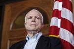 Ông John McCain ngăn cản, Mỹ chính thức không để tàu sân bay đến Trung Quốc