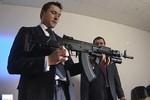 Quan chức Nga: AK-12 sẽ là trang bị cá nhân thế hệ mới của Nga