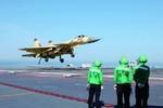 Trung Quốc có thể chào bán máy bay J-15 cho Brazil, giúp đào tạo tàu ngầm