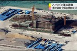 Truyền hình Nhật Bản phát sóng TQ xây đảo nhân tạo bất hợp pháp ở Biển Đông