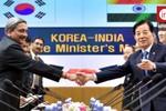 Ấn Độ tìm cách sở hữu công nghệ vũ khí của Hàn Quốc