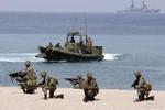 Mỹ-Philippines tập trận quy mô lớn để đối phó Trung Quốc