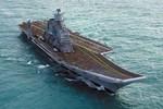 Tàu sân bay Vikramaditya Ấn Độ đã được lắp hệ thống vũ khí phòng không