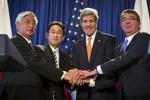 Trung Quốc lập vùng nhận dạng phòng không Biển Đông cũng không cản được Mỹ